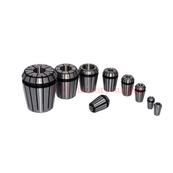 Free shipping Top standard quality ER25 collet set 16 pcs from 1 mm to 16 mm for CNC milling lathe tool and spindle motor