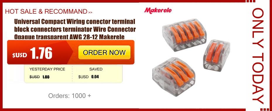 1pcs connecteur de fil en plastique 12 positions barri/ère bornier borne /à vis connecteur de barri/ère fil /électrique connexion argent