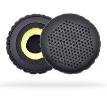 交換 Diy 耳パッドクッション jabra 進化 20 20se 30 30II 40 65 65 + 75 75 + uc MS ヘッドセットヘッドフォン