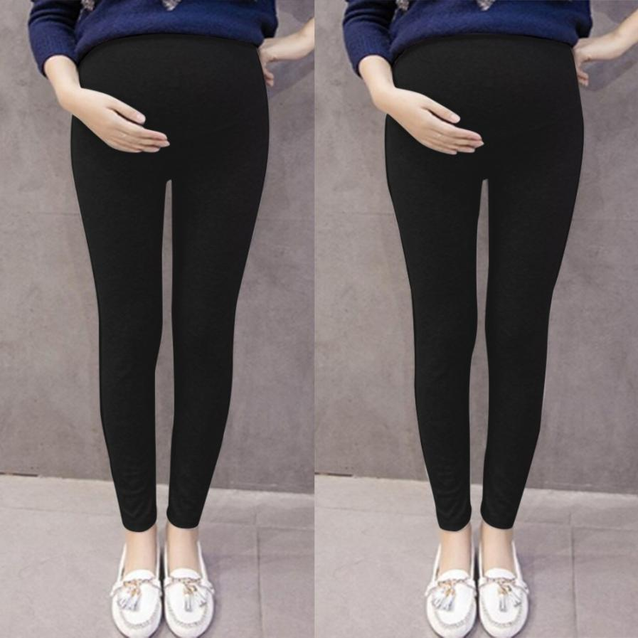 FashioN HuB Girls Printed Skinny Full Length Leggings Kids Elastic Waist Stretchy Trouser
