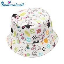 Bnaturalwell Children Sun Lattice Cozy Bucket Hat Kids Cap Lnfant Visor Summer Hats Caps Soft Cotton Baby panama H391S