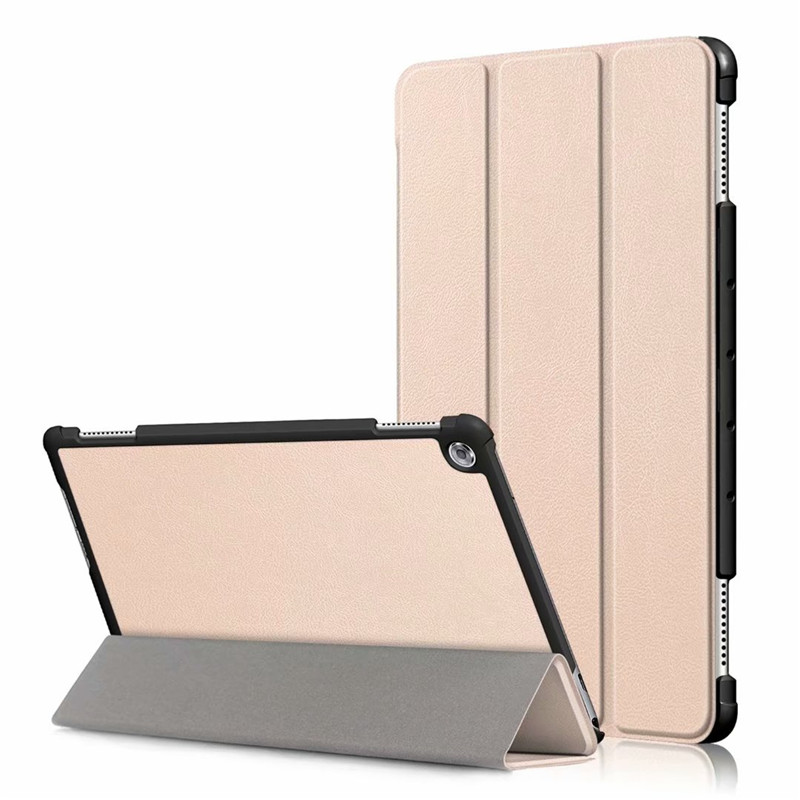 Ultra Slim Case For Huawei MediaPad M5 lite 10 BAH2-W19/L09/W09 10.1″Tablet PC stand cover for huawei mediapad M5 lite 10 case