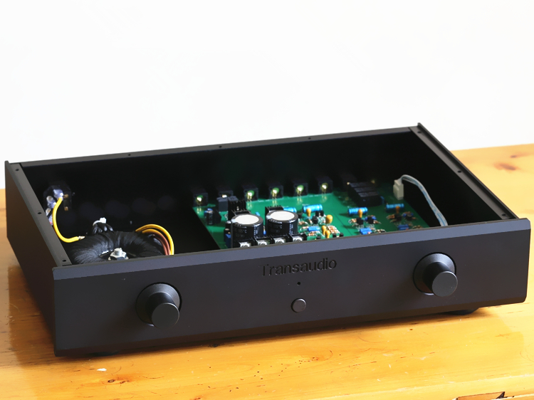 Finished NAC152 HIFI Stereo AMP Preamp For NAIM NAP200 C5 Auido Preamplifier Pre Amplificador
