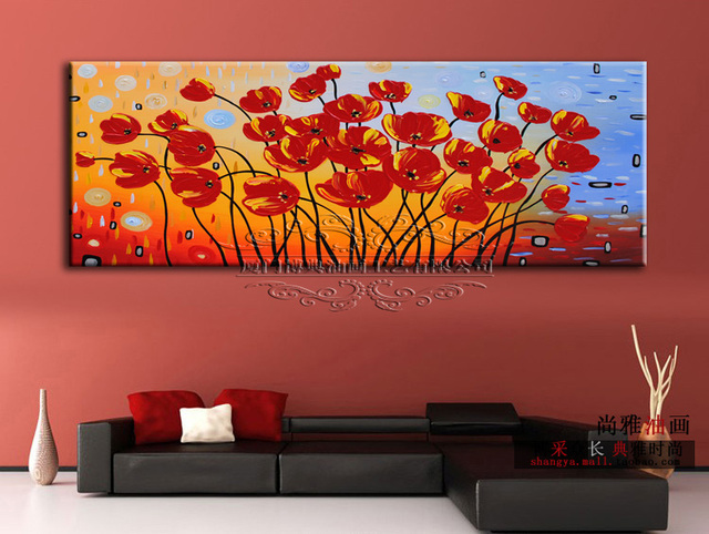 Sofa Paintings How To Choose The Best Wall Art For Your