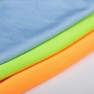 Image 3 - 東 5 個 30 × 40 センチメートルマイクロファイバーガラスタオル窓クリーニングクロス眼鏡タオル速乾性耐久性ガラスタップ