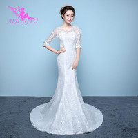 AIJINGYU dresses wedding shop online china long dress party women WK109