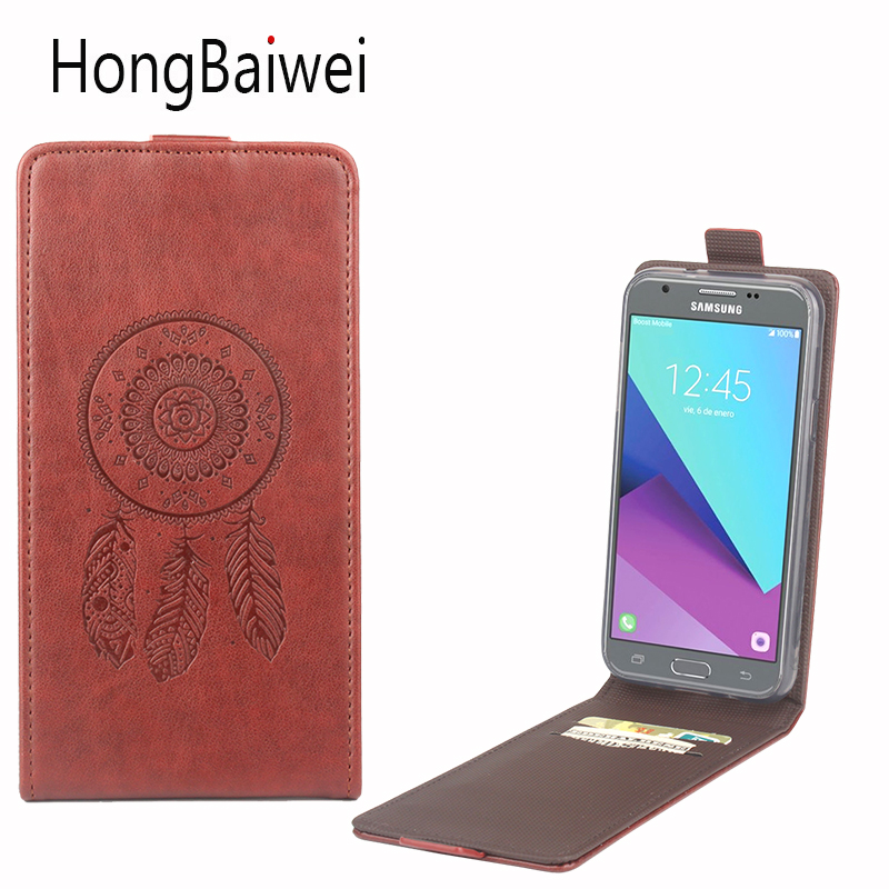 <font><b>Leather</b></font> Phone <font><b>Case</b></font> For <font><b>Samsung</b></font> Galaxy A3 A5 J1 J2 J3 J5 J7 2016 2017 Flip Wallet <font><b>Case</b></font> For <font><b>Samsung</b></font> Grand Prime S3 S4 <font><b>S5</b></font> S6 S8 Bag image