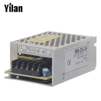 MS 35 24 Mini Size Steady CE Approved Transformer 220V AC To 24V DC Variable Power