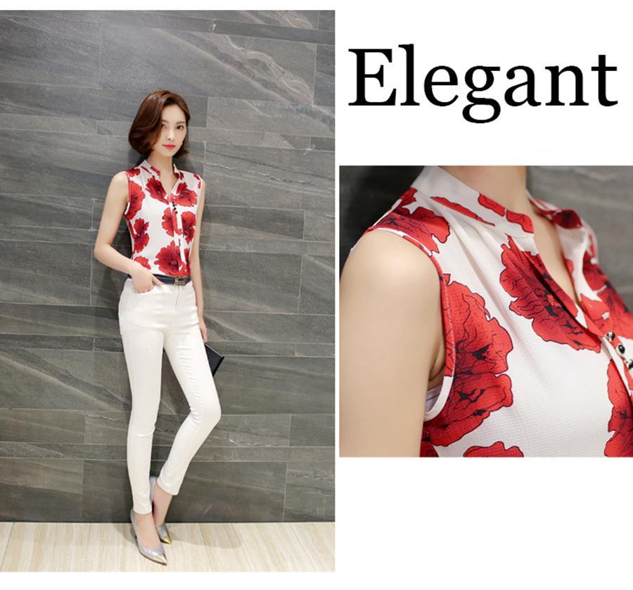 sleeveless shirt women  (3)