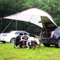 Auto grande Famiglia Tenda 5 Persona Picnic All'aperto Tenda di Campeggio di Pesca Spiaggia Gazebo Tente Portatile Ultraleggero Baldacchino Tenda ZYP11