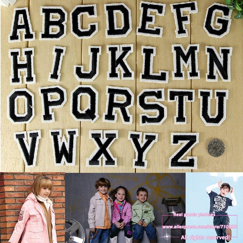 Lettere Cinesi Alfabeto: Acquista All'ingrosso Online Alfabeto Patch Da Grossisti