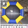2016 hot sale inflatable aqua park water trampoline,cheap inflatable water floating playground game