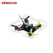 Original KingKong 90GT 90mm Mini Brushless FPV Racing Drone BNF 5.8G 800TVL / F3 FC / 4-in-1 BLHeli – S 3A ESC