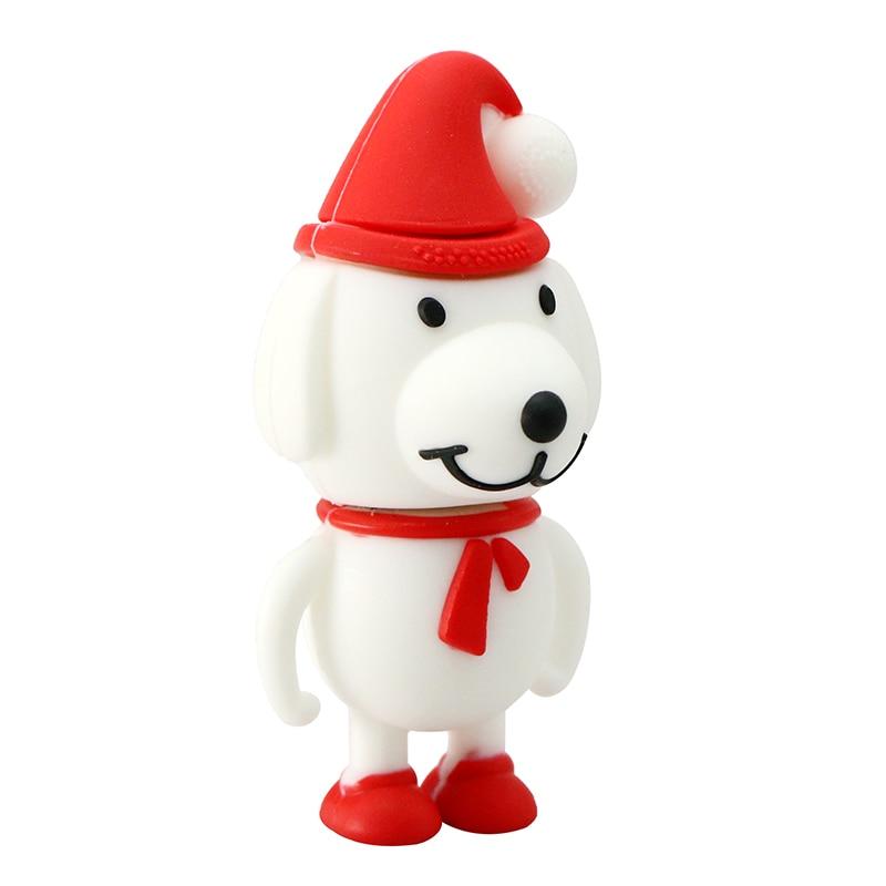 USB Flash Drive 128 GB մուլտֆիլմ Սուրբ Ծննդյան - Արտաքին պահեստավորման սարքեր - Լուսանկար 2