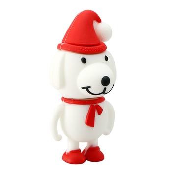 USB Flash Drive 128GB Cartoon Christmas Gift USB Flash Drive 4GB 8GB 16GB 32GB 64GB Elk Deer USB Flash Memory Stick Pen Drive