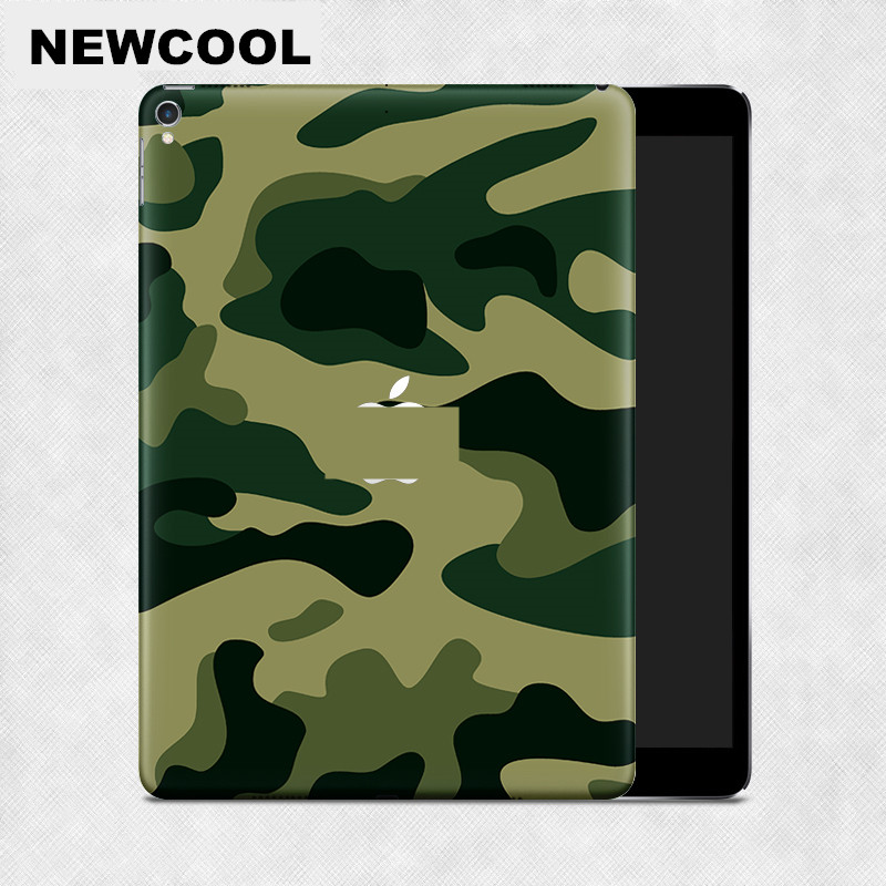 Camouflage Painted back film Protective cover stickers For iPad Mini4 mini 4 A1550 A1538 Tablet back film Paster Decorative film фонарь maglite mini camouflage m2a026e