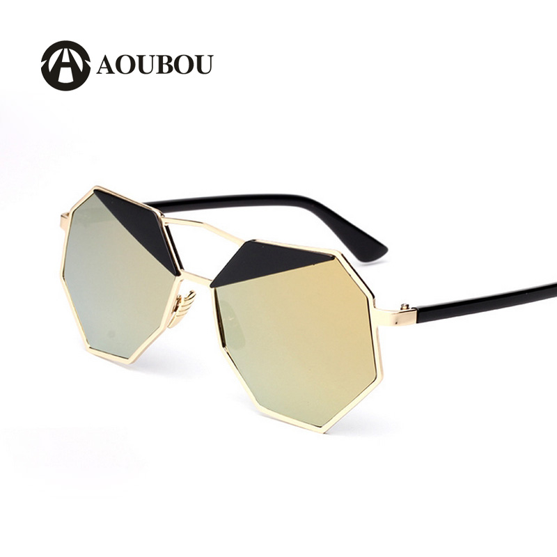 8e456b50dae5 Unisex Star Sunglasses Women Splice Eyebrows Style Mercury Mirror Lens  Glasses Fashion Trend Black Oculos De Sol Espelhado 6175-in Sunglasses from  Apparel ...