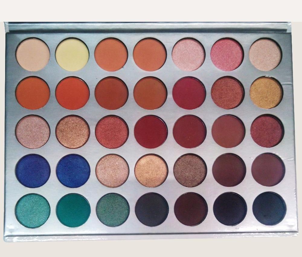 Eye shadow Palette Makeup Matte EyeShadow Palette Cosmetic Beauty professional cosmetic makeup 15 color eye shadow palette black