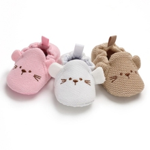 Baby Girl Shoes Cartoon Newborn Baby Shoes Cotton Soft Casua