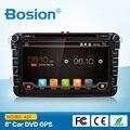 "8 ""Android 4.2 Автомобилей Радио DVD GPS Навигация Для Volkswagen VW Caddy Golf Jetta Polo Седан Passat Touran EOS 3 Г + DVD Automtivo"