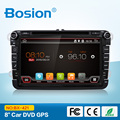 "8"" Android 4.2 Car Radio DVD GPS Navigation For Volkswagen VW Caddy Golf Jetta Polo Sedan Touran Passat EOS 3G+DVD Automtivo"