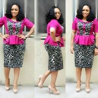 h d dresses 2019 african clothes south african women printing tops skirt two 2 piece set beautiful cheap dress short sleeve shir