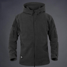 Top Fleece Thermal Softshell Breathable Hiking Sports Jacket Lightweight Windproof Tactical Hunting Clothes