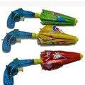 Envío gratis 10 unids/lote mini juguetes de los niños pistola de agua, Squirt paraguas Creativo de los niños juguetes