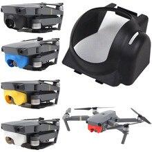 ДАННЫЕ НОВАЯ! Козырек от солнца Бленда Блики Gimbal Камеры Крышка Протектора Для DJI Mavic Pro Drone ВЫСОКОЕ качество mar23
