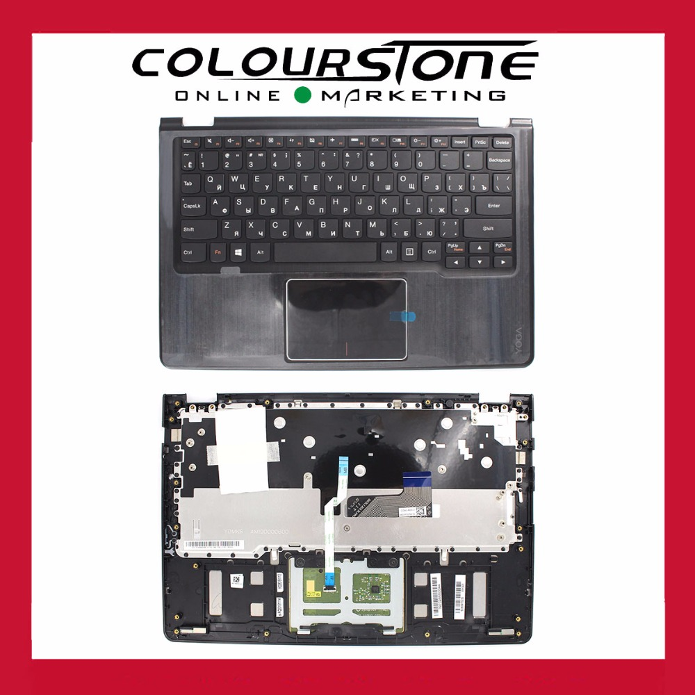 For LENOVO THINKPAD YOGA3 11 Black with palmrest laptop keyboard chris wormell george and the dragon