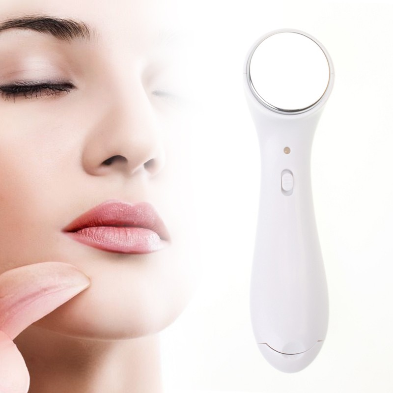 Face Spa Electric Vibration Facial Cleanser Ionic Massager Anti Aging Vibrating Massage Skin Care