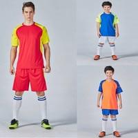 camisetas de futbol maillot de foot survetement football soccer jerseys voetbal tenue kids sport training suits