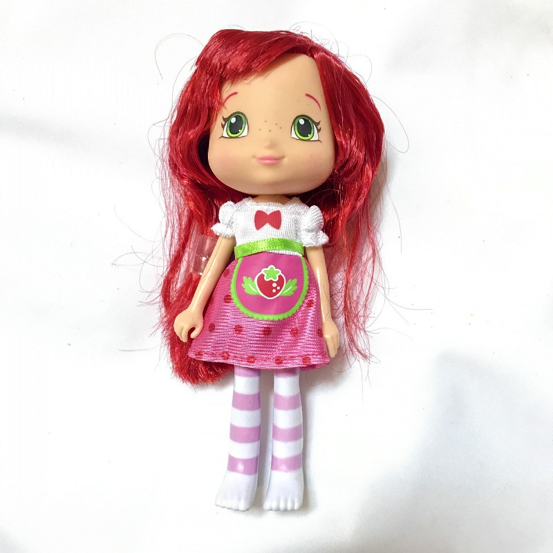 Original Strawberry Shortcake Dolls Strawberry Flavour Princess Doll Toys Limited Collection Doll For Children Birthday Gifts