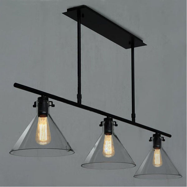 Vintage Loft Industrial LED American Country pendant light Adjustable Wire Lamps Retractable Decoration Lighting for Glass hold 3 head rh loft industrial e27 led edison bulbs pulley pendant lights adjustable wire lamps retractable bar decoration lighting