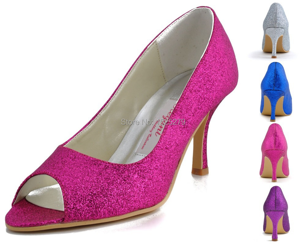Popular Hot Pink Peep Toe Pumps-Buy Cheap Hot Pink Peep Toe Pumps
