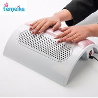 Nail tools Nail suction Dust Collector Machine Vacuum Cleaner with 3 fans + 3 bags Salon Tool 110V or 220V