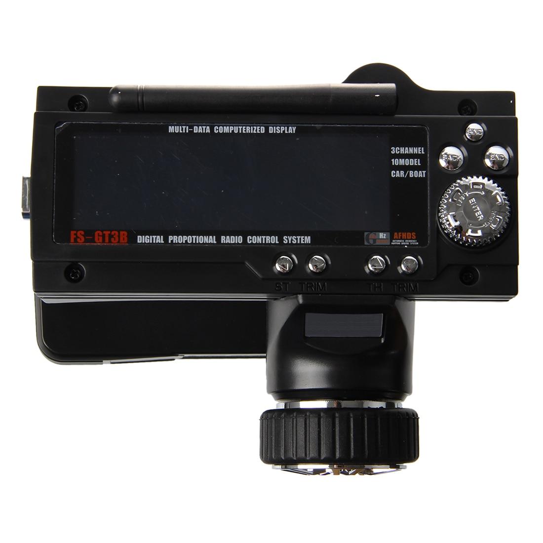 Flysky gt3b FS 3 2.4 ghz rádio
