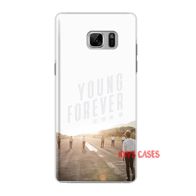 BTS Samsung Cases (Set 3)