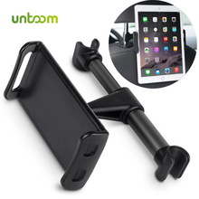 4 11 นิ้วรถผู้ถือโทรศัพท์กลับที่นั่งวงเล็บ 360 องศาสำหรับ iPad Air/ mini/Pro iPhone X/8/8 Plus Note8 S8