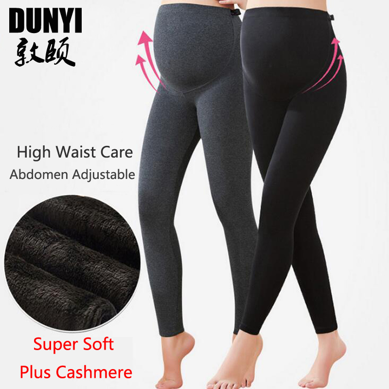 Women/'s Wardrobe Thick Winter Maternity Leggings Extra Warm Soft