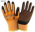 Gardening Safety Glove MaxiFlex Endurance 2 Pairs Nitrile Foam Micro Dot Palm Coated Work gloves