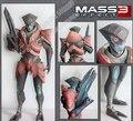 Modelo de Papel DIY Caráter Javik Mass Effect