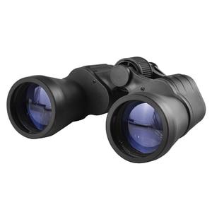 Image 2 - مناظير عسكرية قوية 20X50 عالية الوضوح الزجاج البصري Hd تليسكوب مزود بمنظار ثنائي ضوء منخفض للرؤية الليلية للصيد في الهواء الطلق