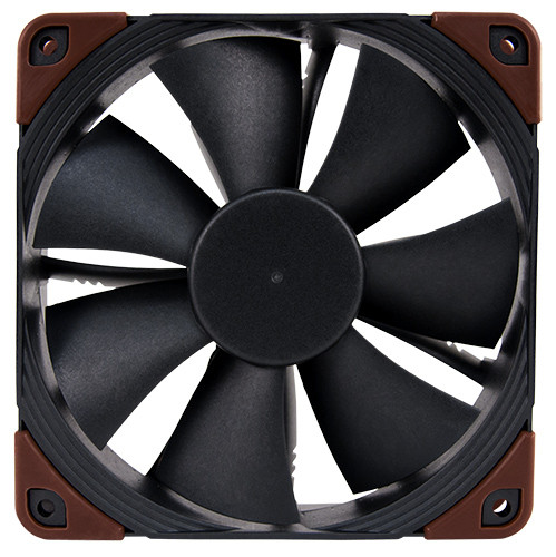 Noctua NF-F12 industrialPPC-2000-3000 PWM PC Computer Cases Towers CPU processor 12mm fan COOLERS fans Cooling fan Cooler