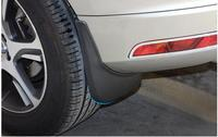 High Quality Plastic Mud Flaps Splash Guard Fender Car Styling For 2009 2017 Volvo XC60 Car