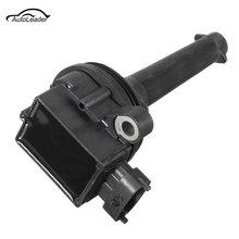 New Black Ignition Coil For Volvo 1999 2013 XC70 XC90 C70 S60 UF341 9125601 Polybutylene Terephthalate