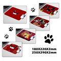 New Arrivals Luxury SUPER MEAT BOY VIDEO GAMES Game Gaming Mouse Mats Anti-Slip Rectangle Mouse Pad
