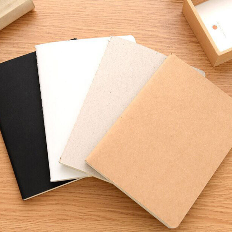 44Sheets Diary Sketchbook Blank Planner Bullet Journal Notebooks For Kids Girls Gift School Office Supplies Novelty Stationery