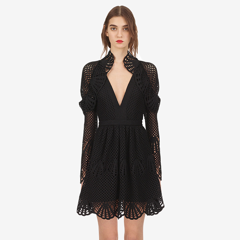 8d83cf3bf9 Buy tall black dresses and get free shipping on AliExpress.com
