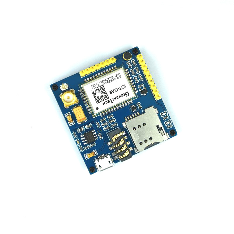 US $6 0 |Smart Electronics A6 GPRS GA6 module, text messages, development  board GSM GPRS wireless data transmission of super SIM900A-in Integrated